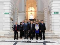 Beijing Institute of Technology pays visit to Warsaw University of Technology