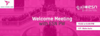 ESN Welcome Meeting