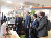 North China Electric Power University pays visit to Warsaw University of Technology