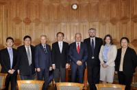 State Administration of Foreign Experts Affairs from China pays visit to WUT