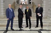 The Ambassador of Mexico pays visit to Warsaw University of Technology