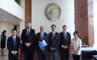 Warsaw University of Technology visits China