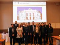 7th GIST-European Universities Joint Workshop na Politechnice Warszawskiej